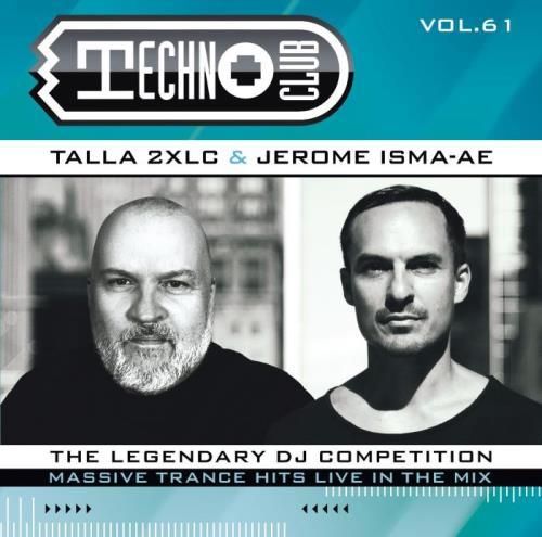 Techno Club Vol. 61 [2CD] (2021)