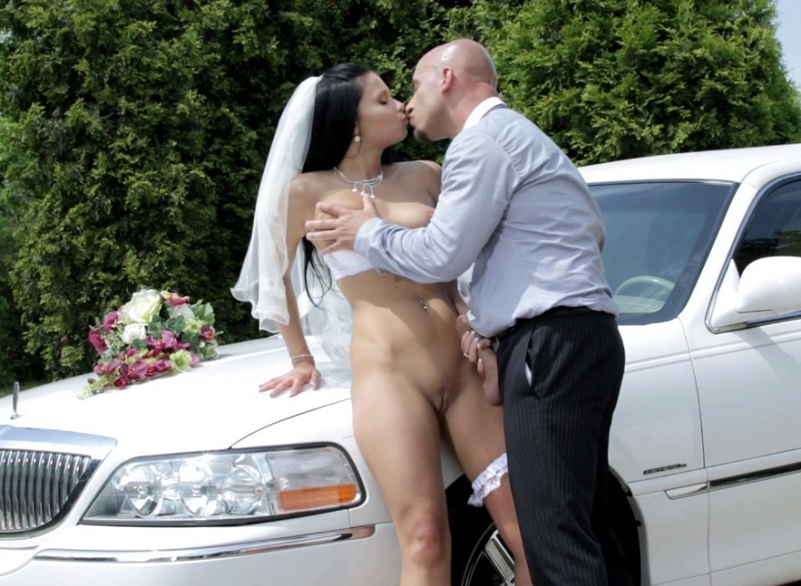 Victoria Blaze Bride Fuck With Driver SD 540p