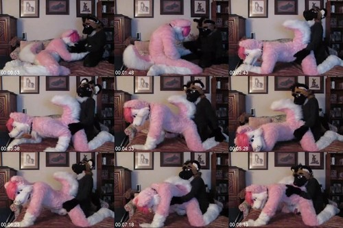0501 ZooGay Pinkhusky And Hyena m - Pinkhusky And Hyena - Male Bestiality Porn