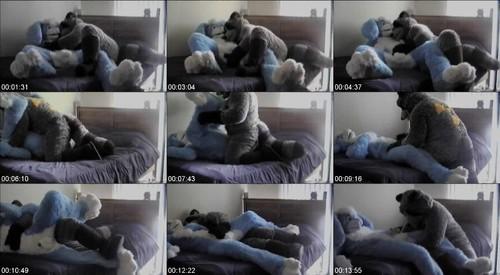 0517 ZooGay Fursuit Sex m - Fursuit Sex - Male Bestiality Porn