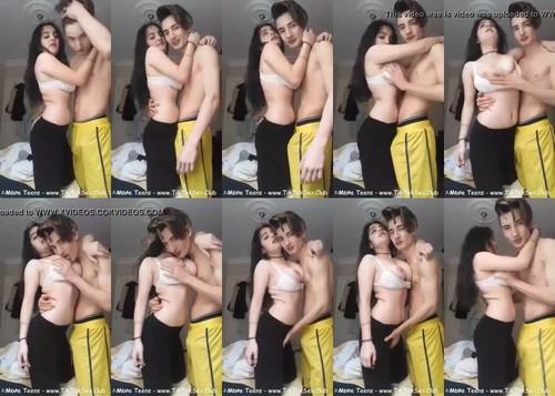 0631 TTN TikTok Turkish Teens Kiss And Cuddle m - TikTok Turkish Teens Kiss And Cuddle [640p / 3.87 MB]