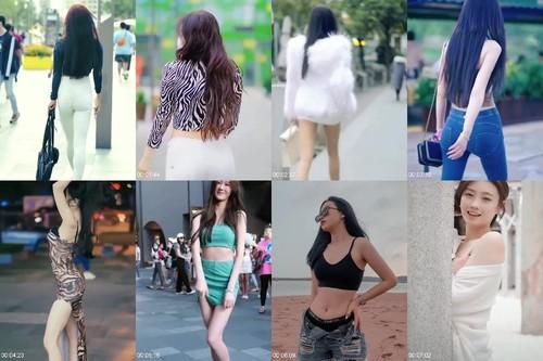 0585 AT Tik Tok Chinese Douyin Cute And Beautiful Girls 2021 Tiktok Compilation 2021   No 19 m - Tik Tok Chinese Douyin Cute And Beautiful Girls 2021 Tiktok Compilation 2021 - No 19 [720p / 48.91 MB]