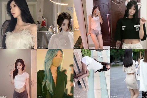 0590 AT Tik Tok Chinese Douyin Cute And Beautiful Girls 2021 Tiktok Compilation 2021   No 25 m - Tik Tok Chinese Douyin Cute And Beautiful Girls 2021 Tiktok Compilation 2021 - No 25 [720p / 76.89 MB]