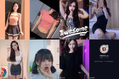 0695 AT Tik Tok Chinese Douyin Cute And Beautiful Girls 2021 Tiktok Compilation 2021   No 5 m - Tik Tok Chinese Douyin Cute And Beautiful Girls 2021 Tiktok Compilation 2021 - No 5 [720p / 64.01 MB]