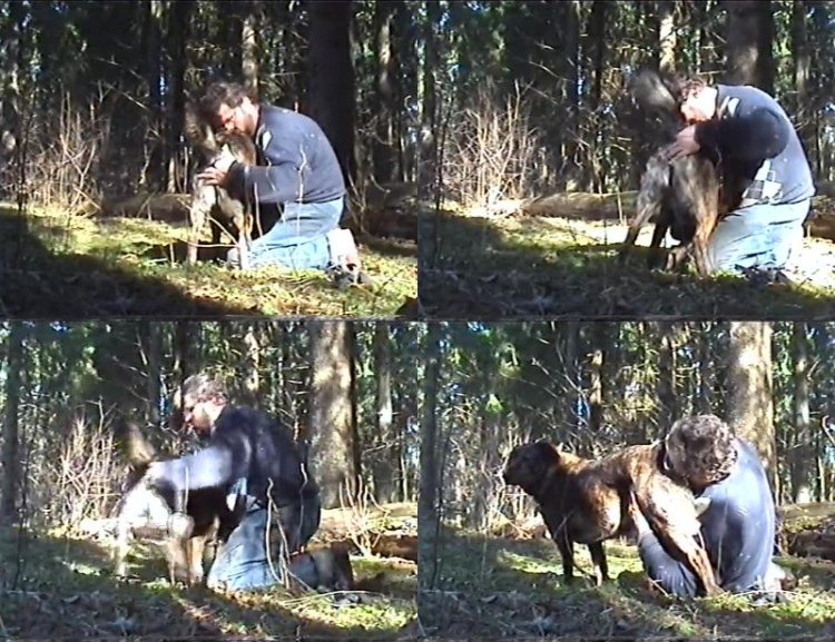 0536 ZooGay Fingering And Rimming - Fingering And Rimming - Male Bestiality