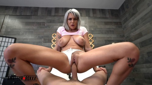 Gabbie Carter Is A Naughty Step Daughter