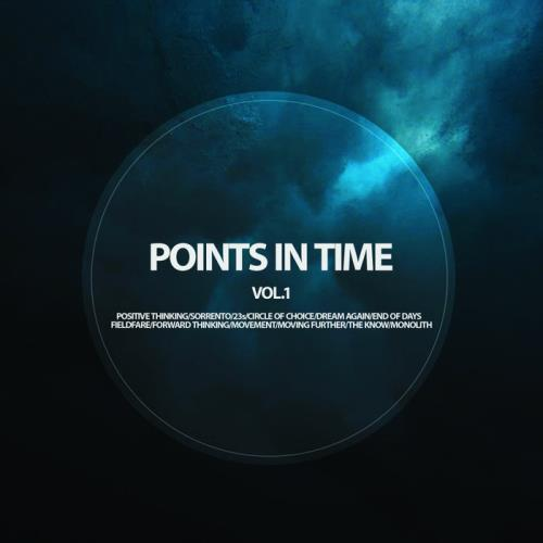 Boskii - Points In Time, Vol. 1 (2021)