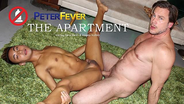 Peterfever | The Apartment: Hans Cums A-Knocking – Hans Berlin, Jeremy Vuitton