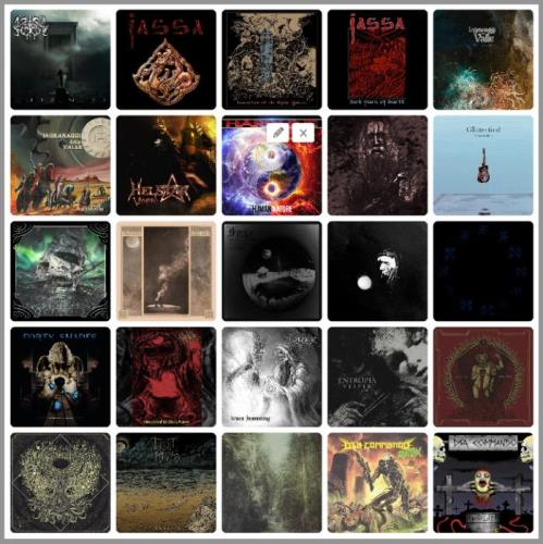 Rock & Metal Music Collection Pack 119 (2020)