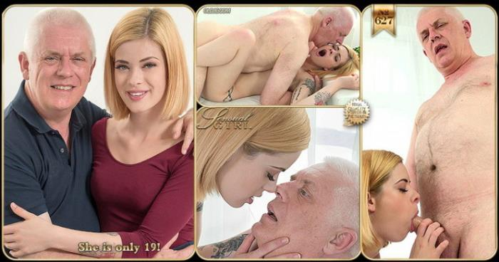 Oldje.com ClassMedia.com: Sex For A Raise Starring: Lilien Ford