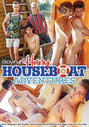 Horny Houseboat Adventures (2021)