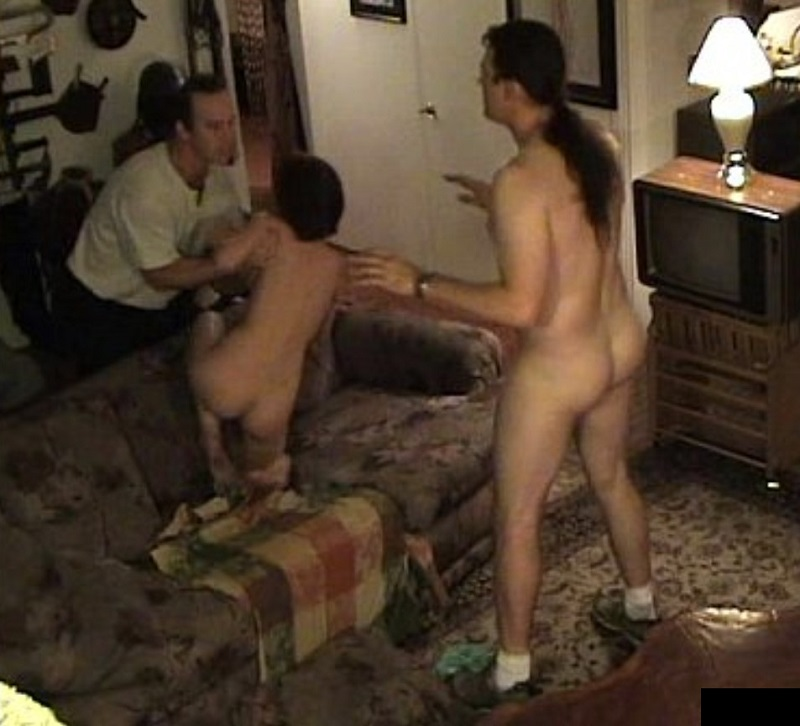 Husband Spies Cheating Wife