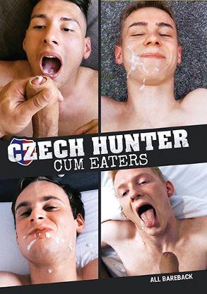 Czech Hunter - Cum Eaters (2021)