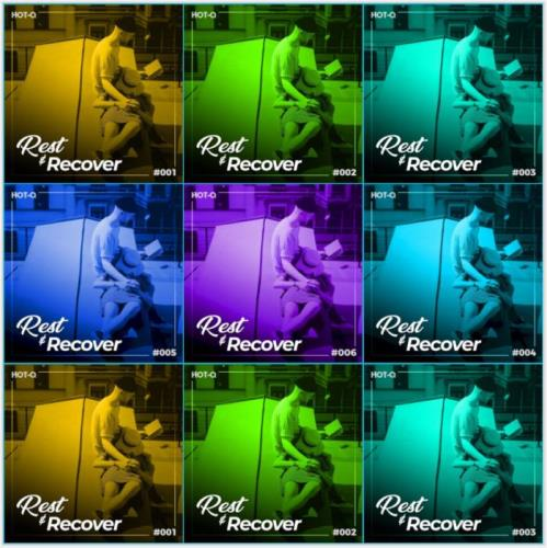Rest & Recover 001-006 (2020-2021)