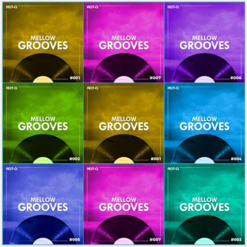 Mellow Grooves 001-007 (2020-2021)