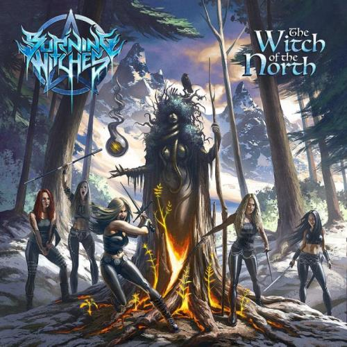 Burning Witches - The Witch Of The North (2021) FLAC