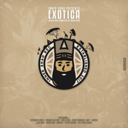Inner Shah Recordings - Exotica (2021)