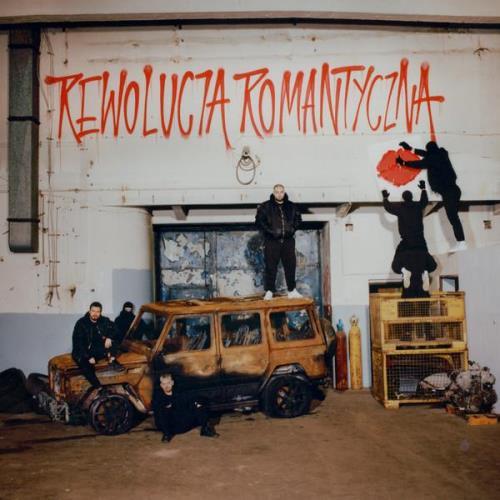 Bedoes & Lanek - Rewolucja Romantyczn (2021)