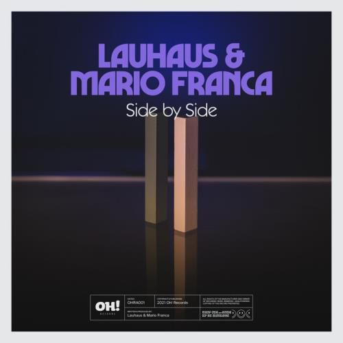 Lauhaus & Mario Franca - Side By Side (2021)