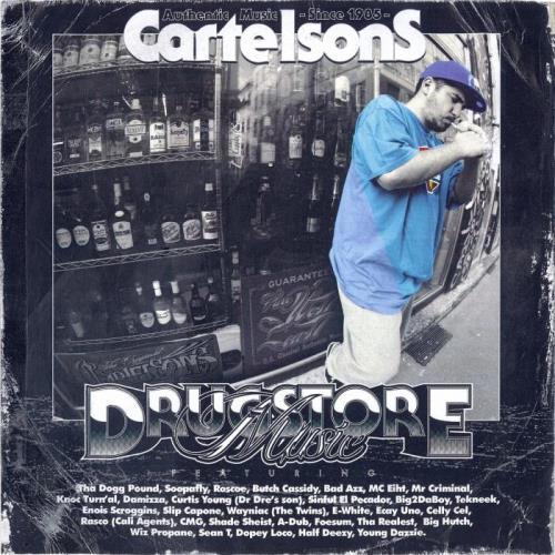 Cartelsons - Drugstore Music (2021)