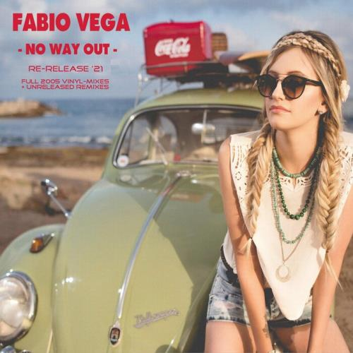 Fabio Vega - No Way Out (Re-Release 21) (2021)