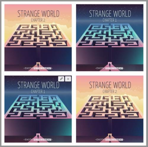 Strange World Chapters 1 & 2 (2021) FLAC