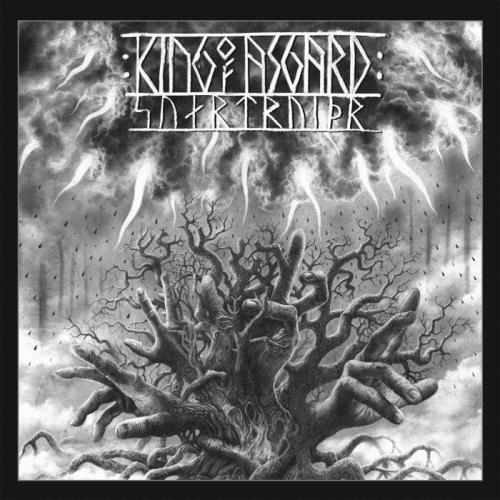 King of Asgard - Svartrvidr (2021)