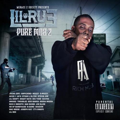 Lil Rue - Pure Mob 2 (2021)