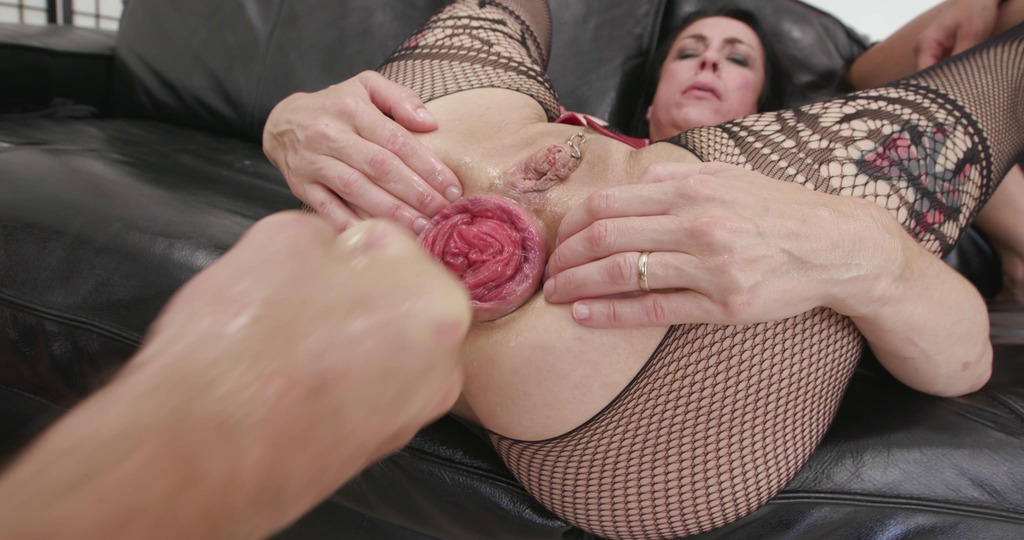 LegalPorno - Giorgio Grandi - Adeline Lafouine is Unbreakable bday party Wet #1, Anal Fisting, DAP, Monster ButtRose, Squirt, Creampie Swallow GIO1906