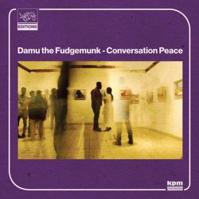 Damu The Fudgemunk - Conversation Peace (2021)