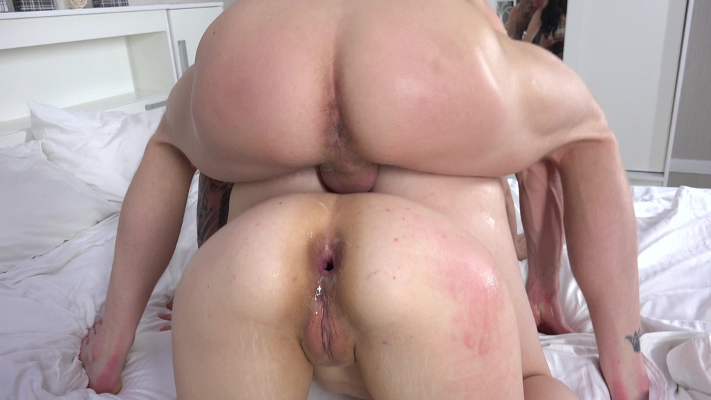 Download LegalPorno - Vira Gold Films - Anal Threesome Luna Umberley and Veronica Rich with Ass Licking, Gaping and Facials VG024