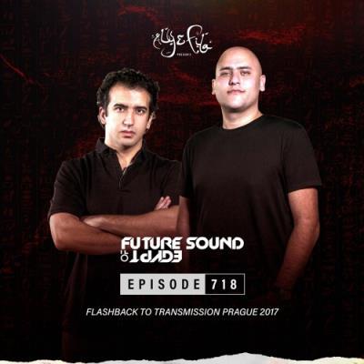 Aly & Fila - Future Sound Of Egypt 718 (2021-09-08)