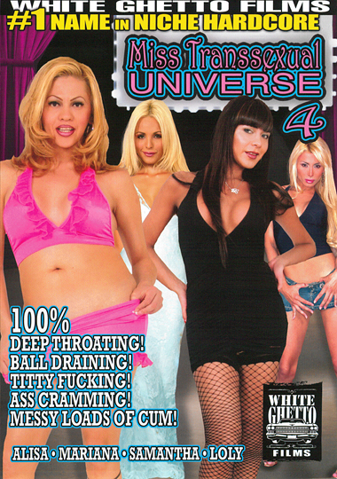 Miss Transsexual Universe 4 (2014)