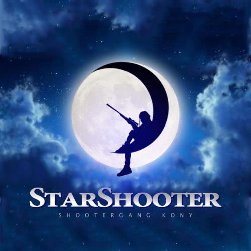 ShooterGang Kony — Starshooter (2021)