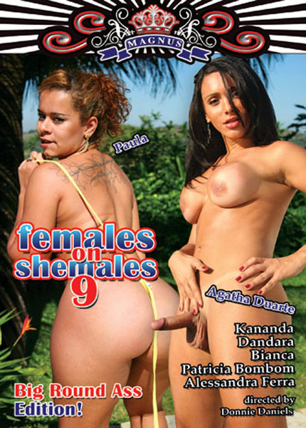 Females on Shemales 9 (2008)