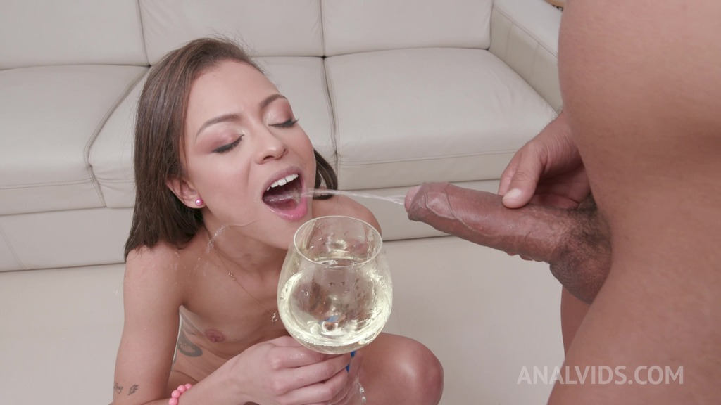 Download LegalPorno - Yummy Estudio - Only doubles and piss drinking for Polly Petrova DAP, DVP with 0% DP YE142
