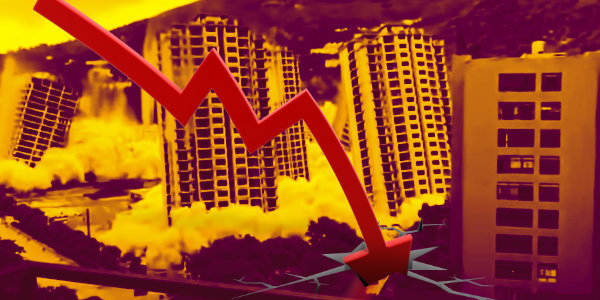 China is now on the verge of causing a market collapse as real estate giant Evergrande's debts reach more than $300 BILLION…