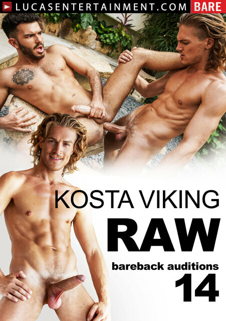 Bareback Auditions 14 - Kosta Viking Raw (2021)