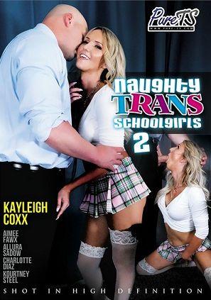 Naughty Trans Schoolgirls 2 (2021)