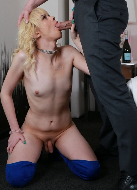 Sassy blonde gets dicked down