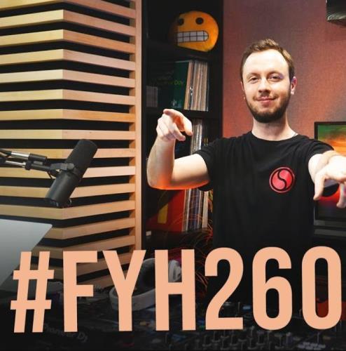 Andrew Rayel - Find Your Harmony Radioshow 260 (2021-06-09)