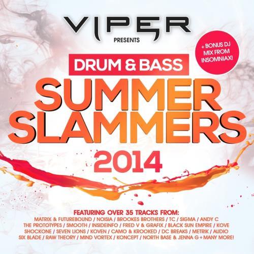 Viper Presents Drum & Bass Summer Slammers 2014 (2014)