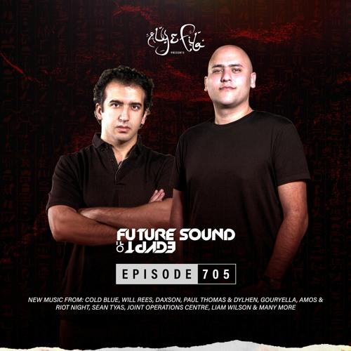Aly & Fila - Future Sound Of Egypt 705 (2021-06-09)