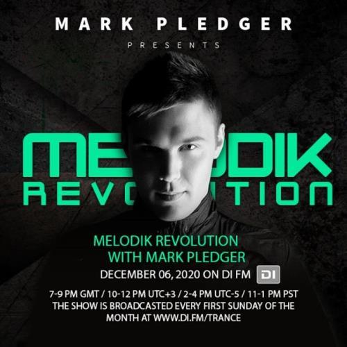 Mark Pledger - Melodik Revolution 102 (2021-07-04)