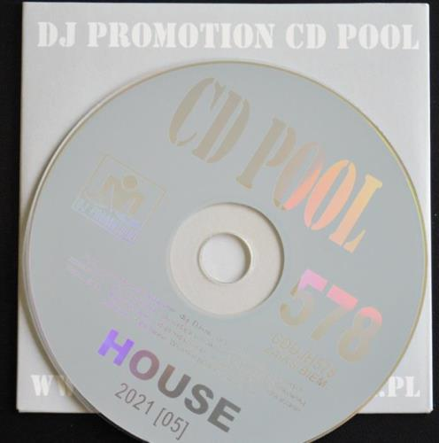 DJ Promotion CD Pool House Mixes 578 (2021)