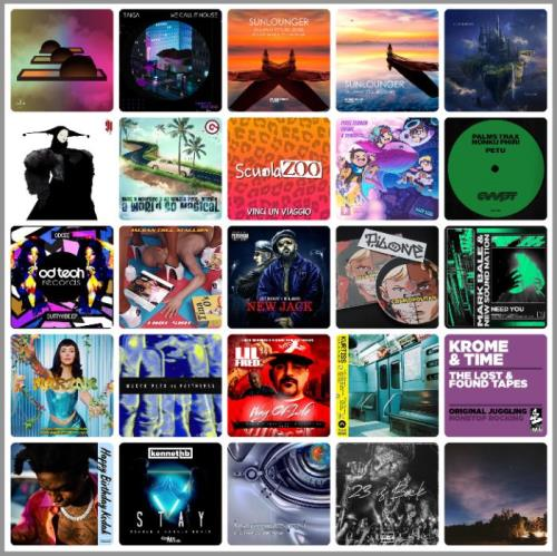 Beatport Music Releases Pack 2790 (2021)