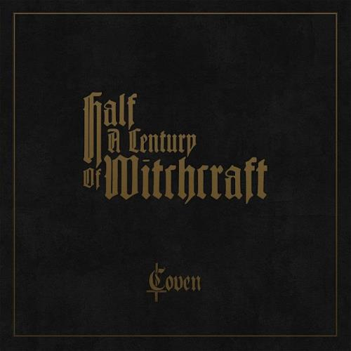 Coven - Half A Century Of Witchcraft [5CD] (2021) FLAC