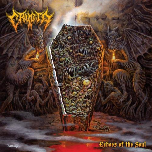 Crypta - Echoes of the Soul (2021) FLAC