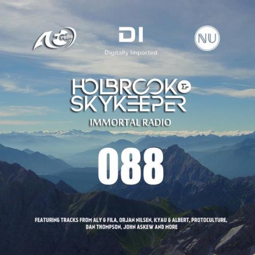 Holbrook & SkyKeeper - Immortal Radio 088 (2021-06-14)