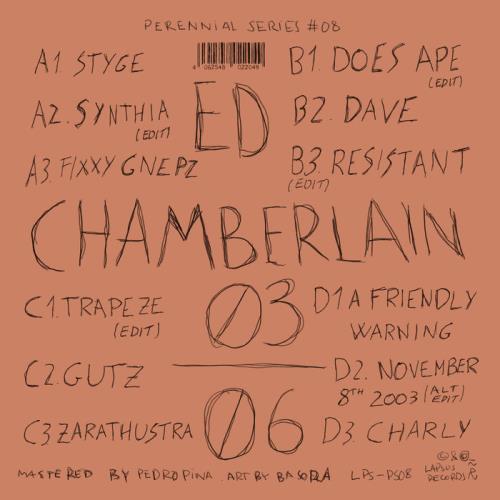 Ed Chamberlain - 03/06 (2021)